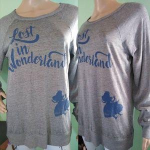 Disney Parks Alice in Wonderland Shirt